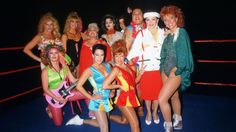 For those of you who managed to go outside at some point during the '80s—or are simply too young to remember them—Gorgeous Ladies Of Wrestling, or G.L.O.W., was a syndicated TV show launched in 1986 that was based out of Las Vegas and featured an assortment of big-haired aerobic instructor types put