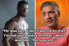 "19 Times The ""Thor: Ragnarok"" Cast Proved They're Actually Hilarious IRL"