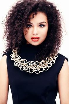 Mixed Women's Hairstyles on Pinterest | Mixed Girls, Fashion Women and ...
