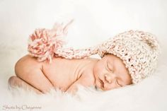 knotty baby hats