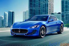 Maserati GranTurismo Sport Coupé Exterior Frontal-Lateral 2 puertas
