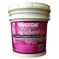 Polymeric Paver Sand, 54849 at The Home Depot - Mobile
