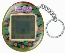 Tamagotchi Connection Version 2 - Camouflage - Ultimate Collector's Find by Bandai. $59.70. If you are a Tamagotchi collector, you will know that this Tamagotchi V2 Camouflage version is almost impossible to find.  Complete your collection with this ultimate collector's find today!
