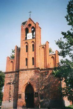 Święty Gaj - kościół.