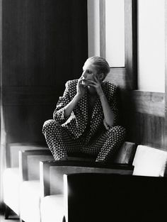 """before you kill us all: EDITORIAL Vogue UK September 2012 """"Boy Talk"""" Feat. Janice Alida by David Sims"""
