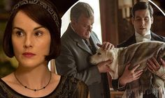 It's been a slow series, but life in Downton Abbey is never dull for long. Sunday's episode had a death, the coming together of several couples, and the 'abduction' of a child.