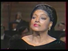 Jessye Norman-September, 4 last songs by Richard Strauss - French TV 1987…
