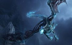 Res: 19201080 Wallpaper world of warcraft dragon cold fly tail wings - Best of WallPaper Dual Monitor Wallpaper, 2k Wallpaper, Anime Wallpaper Download, Wallpaper Pictures, Background Pictures, World Of Warcraft Cataclysm, World Of Warcraft Legion, World Of Warcraft Game, Ice Dragon