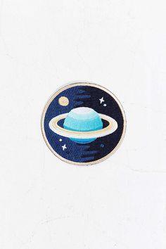 Mokuyobi Galaxy Planet Patch - Urban Outfitters