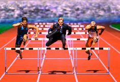 Por que a concorrência é louvada nos esportes e condenada no mercado?