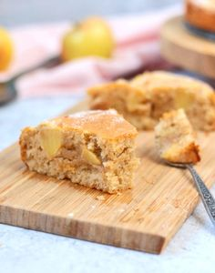 This super easy French Apple Cake recipe is the perfect dessert to whip up in 30 minutes. The One-Bowl French Apple Cake is super Moist and Light - great to enjoy with your afternoon tea or to finish a heavy meal! Easy French Recipes, Apple Recipes Easy, French Dessert Recipes, Apple Cake Recipes, Easy Cake Recipes, Easy Desserts, Apple Desserts, Apple Cakes, Lemon Recipes