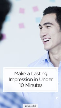 Tips & Tricks for making your first impression last. - levo.com