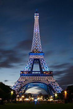 Tour Eiffel, 7eme