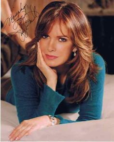 jacqueline smith | Jaclyn Smith - autograph-jp