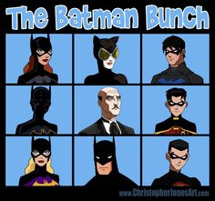 Here's the story... of a man named Wayne... #Batman #YoungJustice