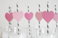 Party Favor. Party Decor. Valentine's Day. Sweetheart Party. Girls Birthday. Wedding Shower. $18.00, via Etsy.