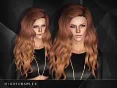 Nightcrawler Sims' Nightcrawler_AF_Hair26