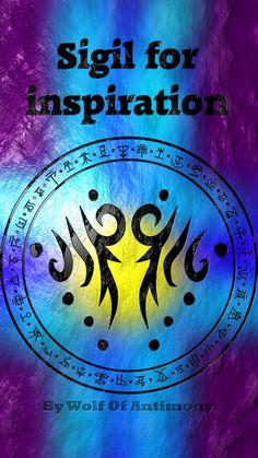 Sigil for inspiration
