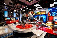 Fox Business Studio G | NewscastStudio
