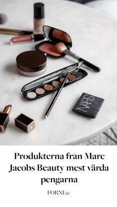 Louise på FORNI har testat och utvärderat produkter från Marc Jacobs Beauty. Klicka på länken för att läsa om resultatet.