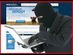 AnyOption fast rewiev. 36.000 GBP lost - No Deposit No Profit - Must see. SCAM!!! - YouTube