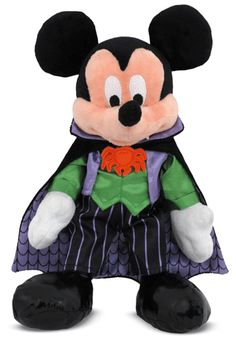 Celebrate the Halloween season with Disney's iconic mouse as he dresses up as his favorite movie monster. Only 850 points. Click image for details: