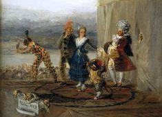 Francisco Goya (1746–1828) 1793