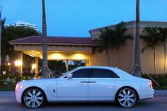 White on white Mansory style near Aventura