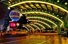 The Paris Hotel & Casino in Las Vegas
