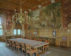 1000 images about kasteel de haar on pinterest holland utrecht and the netherlands - Decoratie eetzaal ...