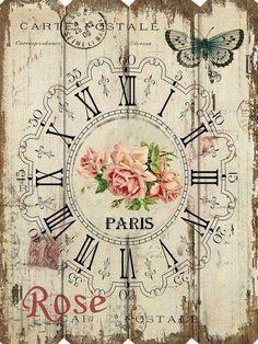 decoupage step by step Decoupage Vintage, Vintage Diy, Vintage Labels, Vintage Ephemera, Vintage Cards, Vintage Paper, Images Vintage, Vintage Pictures, Stencil