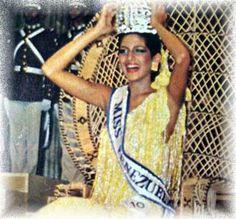 Miss Venezuela 1980 Maye Brandt
