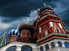 St Basil Russian Orthodox Church | St. Basil's Cathedral