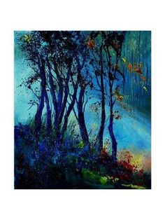 View Pol Ledent's Artwork on Saatchi Art. Find art for sale at great prices from artists including Paintings, Photography, Sculpture, and Prints by Top Emerging Artists like Pol Ledent. Ouvrages D'art, Tree Art, Oeuvre D'art, Wood Art, Metal Art, Creative Art, Landscape Paintings, Mists, Saatchi Art