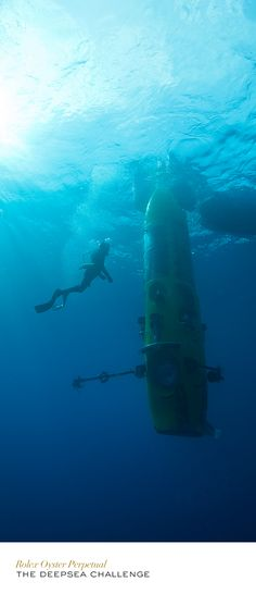 0def503f13d  Exploration  Rolex  RolexOfficial Deepsea Challenger