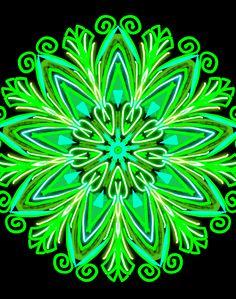GREEN Neon Green, Free Apps, Design