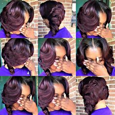 Middle Part Curled Bob Hair Beauty Gorgeous Hair Middle Part Layered Bob Weave Bob Hairstyles Bob Hairstyles Pin On 2019 It Monica With A Middle Part Loose Wave Quick Weave Hairstyles, Curly Bob Hairstyles, Girl Hairstyles, Curly Hair Styles, Natural Hair Styles, Classic Hairstyles, Fashion Hairstyles, Hairstyles 2018, Ponytail Hairstyles