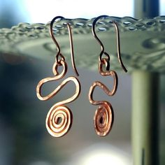 spirals and swirls oh my!