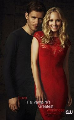 Love is a vampire's Greatest Weakness- Klaus & Caroline in The Vampire Diaries - klaus-and-caroline Photo