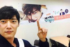 Lee Min-Ho'dan, Yakın Arkadaşı Choi Jin-Hyuk'a Destek
