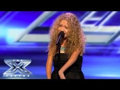 "Rion Paige - Judges are ""Blown Away"" - THE X FACTOR USA 2013 - YouTube"