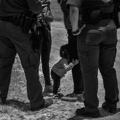 A year ago, staff photographer Salwan Georges documented the kind of heartbreak, exhaustion and conflict still unfolding at the border today. Immigration Policy, Jeff Sessions, Human Services, Twin Sisters, Walking By, Social Issues, Photo Editing, Editing Photos, Photo Manipulation