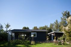 Name: Christina Birch and Lars Fynbo and their two sons Location: Zealand, Denmark Size: 39 square meter (420 square feet) Years lived in: 8 years; Owned When Christina, a photographer, and Lars, a sociology professor, decided to continue living in central Copenhagen with their two boys, they knew they'd also need a place in the country for peace and nature. Although it quaintly boasts just one bedroom for the family, the cottage has become their countryside escape with ample outdoor space…