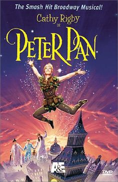 This was my first fav Peter Pan movie! I used to watch it while mom did her house cleaning jobs!