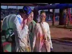 10 Things I Hate About You, paintball scene. I'd probably fall in love on a date like this too lol