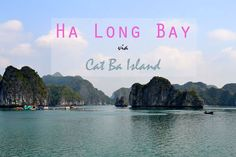 Ha Long Bay on a budget and away from the crowds - via Cat Ba Island, Vietnam • All That Happens