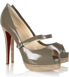 Could You Cook in Christian Louboutin