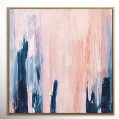 Pink Art, Blue Art, My New Room, Large Art, Abstract Art, Abstract Painters, Canvas Art, Art Prints, Artwork