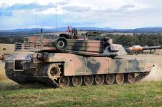 Australian Army M1A1