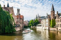 Belgium's Bruges and Ghent are more than tourist spots but also host to a culinary revolution. Bruges, Need A Vacation, Vacation Trips, World Photo, Tourist Spots, Travel Memories, Rest Of The World, Travel Abroad, Places To See